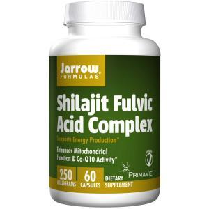 Jarrow Formulas Shilajit Fulvic Acid Complex, 60 kapslí