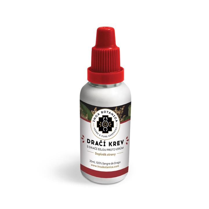 Dračí krev - Sangre de Drago (Croton Lechleri) 25 ml
